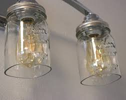 Mason Jar Lights Mason Jar Lighting Etsy