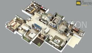 3d house floor plan vill plan3d free trial studio apartment