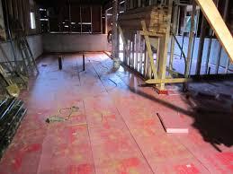 fancy design ideas basement floor insulation ronse massey