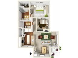 Cascade Floor Plan Vancouver Wa Apartments Village At Cascade Park