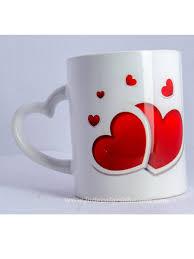 Heart Shaped Mug Heart Shaped Mug Corporate Gifts Promotional Gifts Printing
