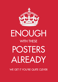 How To Make A Keep Calm Meme - keep calm and design a new poster calming humour and stuffing
