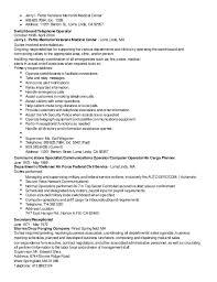 pbx operator resume samplebusinessresume com page 18 of 37 business resume