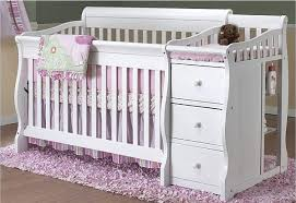 4 In 1 Convertible Crib With Changing Table Sorelle Tuscany 4 In 1 Convertible Crib And Changer Combo
