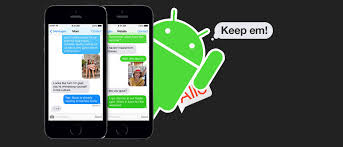imessage for android you don t want imessage on android anyway slashgear