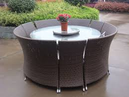 modern concept wicker patio dining furniture 12288 kcareesma info