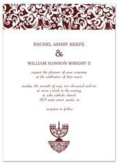 Jewish Wedding Invitations 25 Hawaiian Wedding Invitation Templates Vizio Wedding