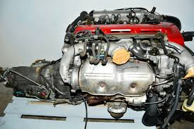 used jdm 2jz gte toyota 2jz non vvti twin turbo engine with
