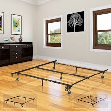 amazon com beds bed frames home kitchen day kings brand 7 leg