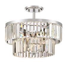 chandelier flush mount light lowes lighting bathroom flush mount