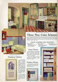 118 best 1920 u0027s home design images on pinterest 1920s kitchen