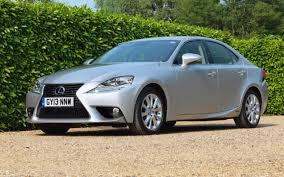 lexus is electric car lexus is review