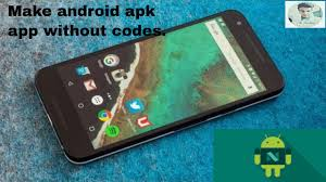 apk development how to create your own apk android app in just 2 minutes 100