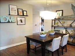 dining room awesome simple dining room light fixtures long