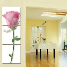 Hall Painting | print poster canvas wall art beautiful roses decoration art oil