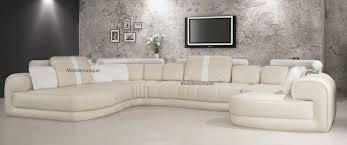 canape panoramique design canapé panoramique cuir nouveau canapa dangle panoramique design en