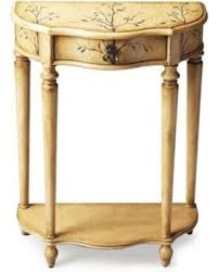 Painted Console Table New Savings On Butler Specialty Company Ashby Winter Forest