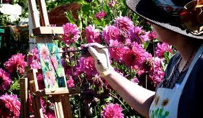 Art In The Garden - ballard p patch