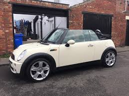 2006 mini cooper 1 6 convertible in blyth northumberland gumtree