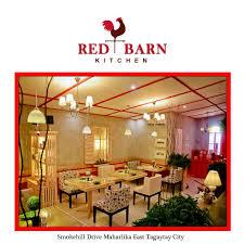 Red Barn Restaurant Red Barn Kitchen U2013 Wedding In Tagaytay