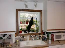Ideas For Kitchen Windows Kitchen Cool Beautiful Kitchen Bay Window Ideas For Decorating