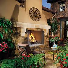 outdoor wood burning fireplace best 25 outdoor wood burning