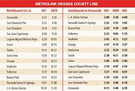 Los Angeles Metrolink Map by 2017 Lunar New Year Parade