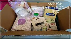 baby gift registries unboxing baby registry welcome box
