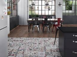 sol vinyl pour cuisine emejing lino imitation carreau ciment pictures joshkrajcik us