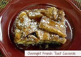 s kitchen overnight toast casserole for