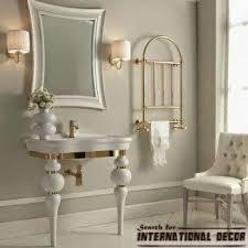 Classic Bathroom Furniture How To Design Luxury Bathroom In Classic Style