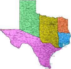 Dallas Texas Map How Would Native Texans Divide Texas Houston Dallas Pine