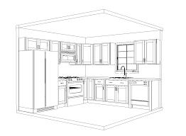 kitchen island clearance circulation space around kitchen island round designs