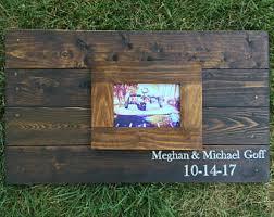 Pallet Wedding Decor Wood Pallet Wedding Alternative Guest Book Sign Wood Wedding