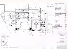 schematic diagram house electrical wiring concer biz