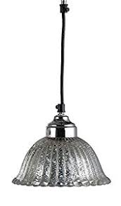 Mercury Glass Pendant Light Mercury Glass Pendant Light Lamp Ceiling Mounted Fixture