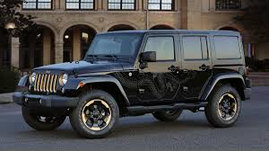 4 door jeep drawing 2014 jeep wrangler unlimited dragon edition review notes autoweek