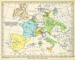Ancient Europe Map by Map Of Europe 1713 The Treaties Of Utrecht And Rastatt