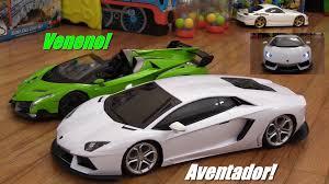 lamborghini rc cars rc cars lamborghini aventador supercar remote unboxing