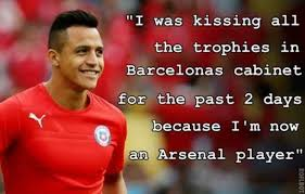 Alexis Meme - welcome alexis sanchez fansfoot you ll never laugh alone