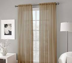 how to hang curtain rods and curtains using a laser level