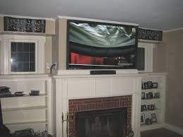 best mounting tv above fireplace home design new beautiful and