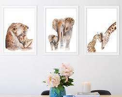 african animal print etsy