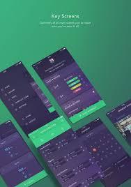22 best flat ios app design images on pinterest app design app