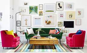 Wall Arts For Living Room by The Guide To A Well Hung Gallery Wall Emily Henderson