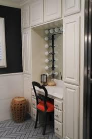 Furniture Victorian Makeup Vanity Vanity by Best 25 Built In Vanity Ideas On Pinterest Bathroom Vanity
