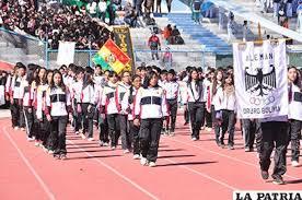 presidente inaugura segunda fase de los juegos el 2 de octubre comienza la segunda fase de los juegos estudiantiles