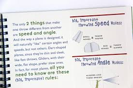 how to make cool paper airplanes with klutz books smashed peas