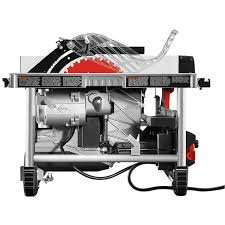 Best Portable Table Saws by Skilsaw U0027s Worm Drive Table Saw Tools Of The Trade Saws Tool