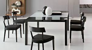 black dining room dining room modern black dining room decoration with modern round